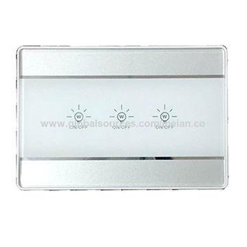 ZigBee HA1.2 Light Switch Glass Touch
