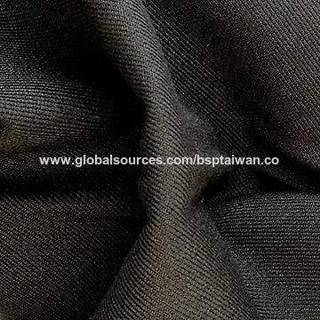 Polyester + Viscose+ Spandex Woven Fabric for Men's and Women's Suits and Trousers