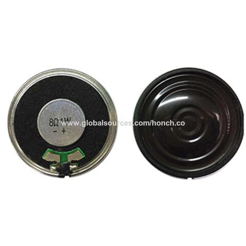 China Phonic Mylar Speaker with Frequency Range of 450Hz - 5kHz