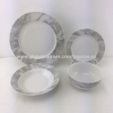 China Wholesale porcelain ceramic dinnerware set & Porcelain Dinnerware manufacturers China Porcelain Dinnerware ...