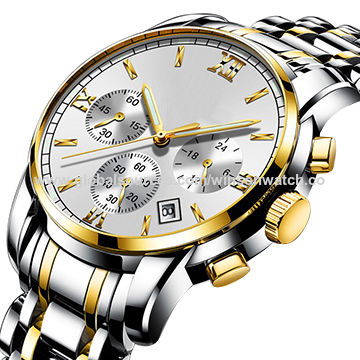titanium dress men watch blue product quartz s free jewelry mens watches seiko shipping