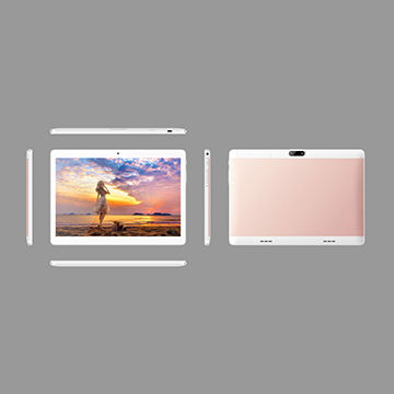 China 9.6'' IPS 3G/4G MTK8735 Dual-SIM Android 7.0 Tablet PC