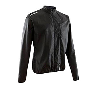 Unisex Windbreaker with Front Closure Zipper, Made of Polyester Fabric, Available in Various Sizes