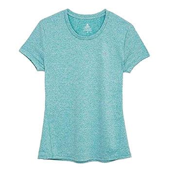 Women's Short-sleeved Workout Running Yoga Fitness Sports T-shirts
