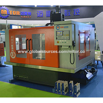 Ring die vertical milling and grinding equipment for feeding pellet mill, NC system control