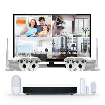 China 5-in-1 PoE NVR + Alarm TVI/CVI/AHD/IP/Analog All Format Compatible, P2P