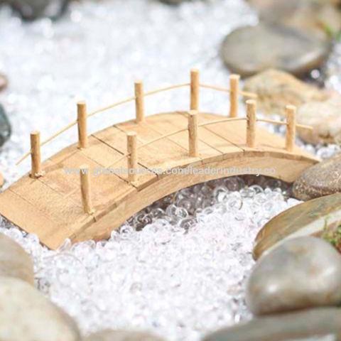 China Polyresin Miniature Dollhouse Fairy Garden Bridge Kit For Fairy  Miniature Decoration ...