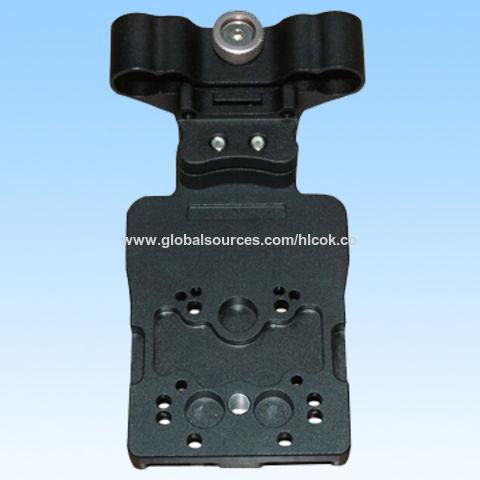 China Precision CNC Machined Camera Frame, Made of Aluminum, Precision CNC Machined Manufacturer