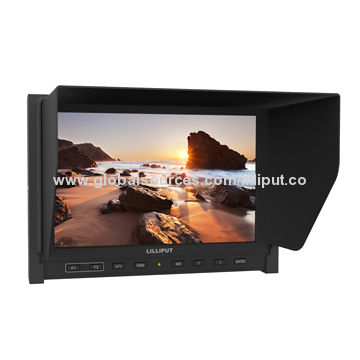 "China 7"" Camera Field Monitor for Taking Photos and Making Movies"