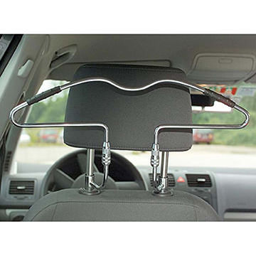 Car coat hanger, made of stainless iron