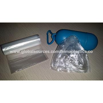 China HDPE Biodegradable Plastic Bag from Jiangmen