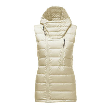 9d0e8f826 China Winter hooded long duck down vest from Xiamen Trading Company ...