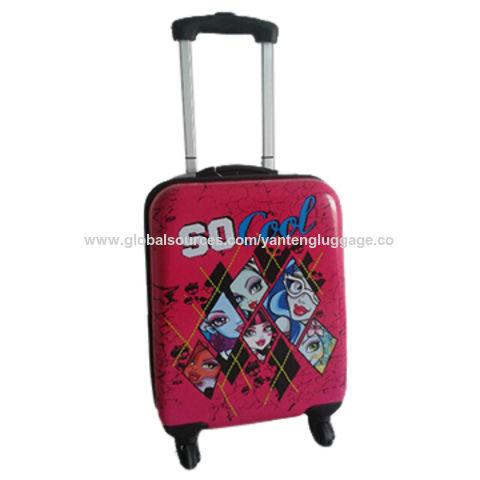 f35be423f China El bolso del equipaje de la carretilla de los niños, el viaje de los  ...