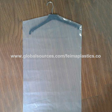China Ld Plastic Garments Bag Hot Ing To Usa Market