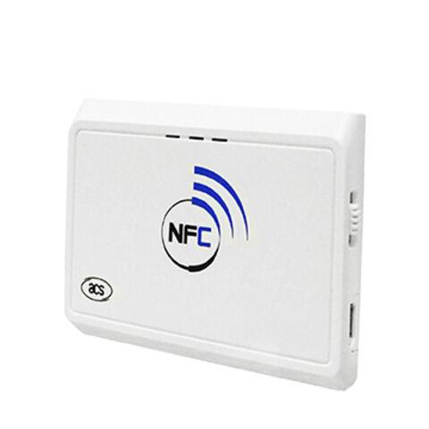 China Bluetooth Handheld NFC Smart Card Reader from Shenzhen