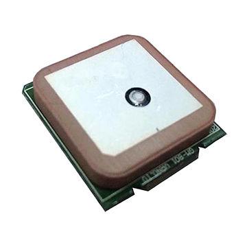 Taiwan GM-701 GNSS Smart Antenna Module supports either GPS/QZSS or GLONASS optionIn addition