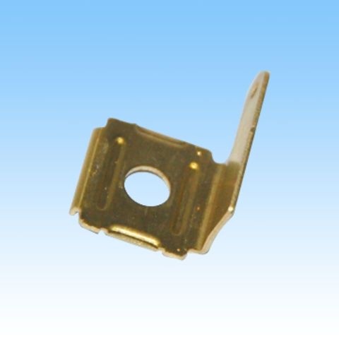China Good Stamp Metal Part, Made of Brass Material, Strict Quality and Management Control Sizes