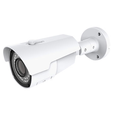 China Bullet H.265 3/4/5MP IP Camera, Motorized Lens