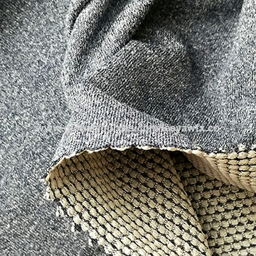 Taiwan French Terry Fabric in Wicking Treatment
