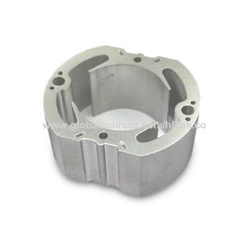 China Precision casting part made of aluminum, high precision, customized designs are welcome