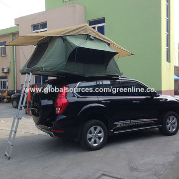 China Standard type car c&ing mounts on roof rack tent for 4x4-inch or c&er ... & China Roof rack tent from Jiashan Manufacturer: Jiashan Greenline ...