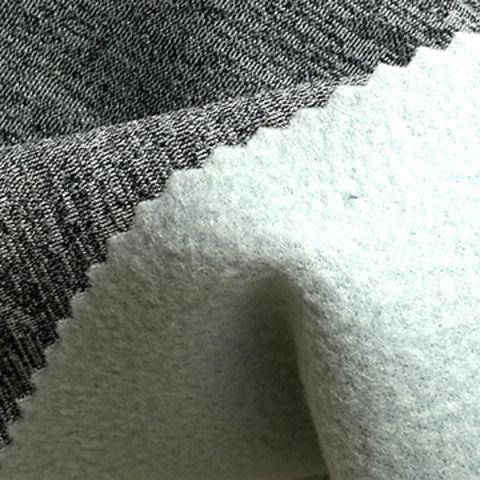 Taiwan Pique Fleece Fabric with Anti-pilling