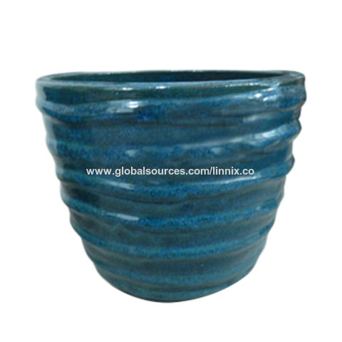 China D8.5 Tapered Pot