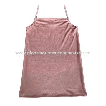 China Girls' velvet top