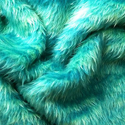 Taiwan 2-Tone Plush Fabric
