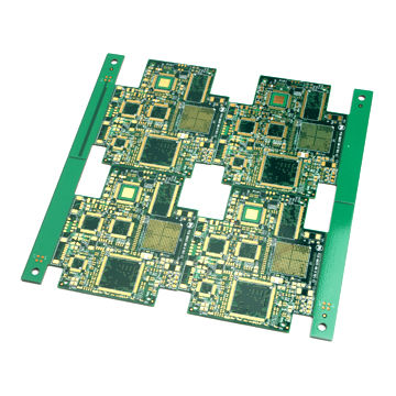 Taiwan 10-layer PCB with 1.6mm Thickness