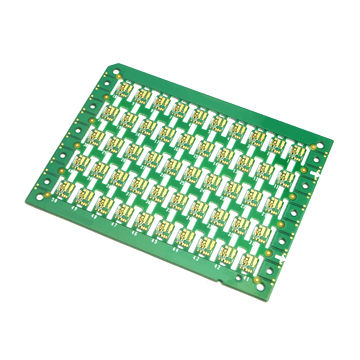 Taiwan Double-sided PCB with 0.032-inch Thickness