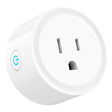 Smart Wi-Fi Plug, USA Standard, 1AC × 3 Hole, APP Control
