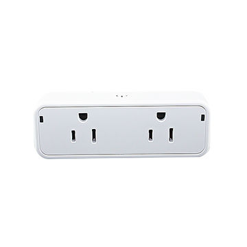 16A Rated Current/Residential/General Purpose Application 2-in-1 US Smart Plug