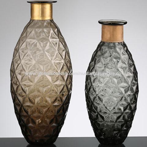 China Gl vases from Qingdao Wholesaler: Qingdao Nustar Glware ... on handmade pottery, handmade bangles, handmade pet bowls, handmade plaques, handmade toys, handmade wallets, handmade glass bowls, handmade baskets, handmade boxes, handmade games, handmade pendants, handmade tiles, handmade jewelry, handmade tea bowls,