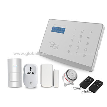 China Big discount promot Wireless Home Anti-shoplifting security systems 3G 4g WIFI control