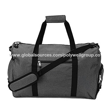 China Gym Bag Pw17 Gy01 Is Supplied By Manufacturers Producers Suppliers On Global Sources Fashion Accessories Footwear Bags