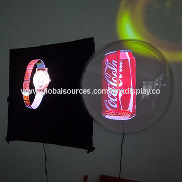 China 3D Holographic display from Shenzhen Wholesaler