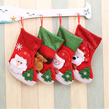 china hot sale childrens christmas stockings