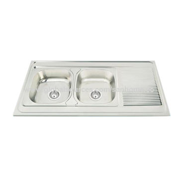 China kitchen sink, stainless steel kitchen sink from Hangzhou ...
