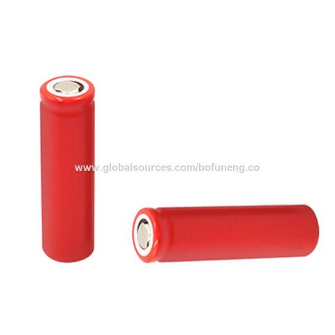 Small Size Lithium Battery Li Ion 37V 700mAh 800mAh Rechargeable Batteries