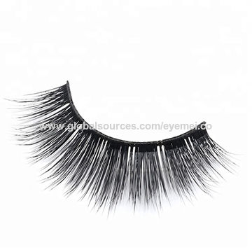 2b6a76f2958 China Luxury 3D Mink eyelashes 100% Real 3d mink lashes on Global ...