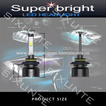 9005/HB3/9006/HB4/9012 LED headlight bulb