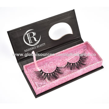 1c5c9f639e7 China Wholesale High Quality Private Label makeup 3D Mink eyelashes with custom  packaging box ...