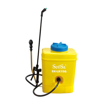 China 15L Weed Garden Backpack Sprayer from Taizhou