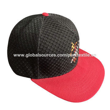 be059959 China Urban fashion cap made with imitation wool-blended fabric, mesh  fabric covered on ...