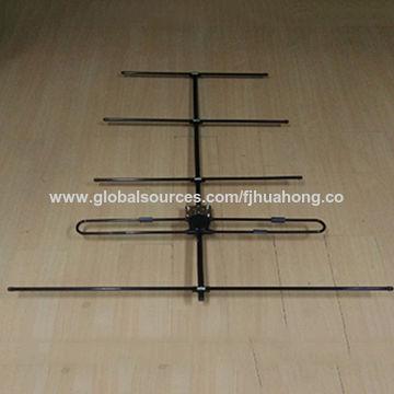 China Easy ship Outdoor aluminum alloy VHF 150mhz 5 elements