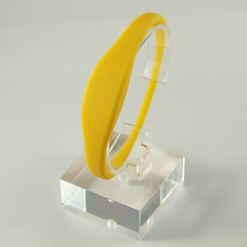 Taiwan RFID Silicone Rubber Wristband from Nan Kang District