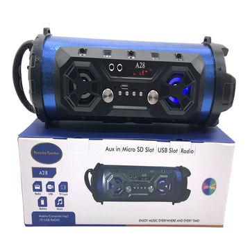 China Barrel Bluetooth Speaker From Shenzhen Wholesaler Shenzhen Hode Tian Cheng Technology Co Ltd