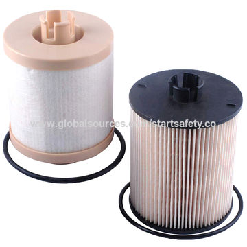 china fuel filter kit fd-4617 replacement for ford f-250 f-350