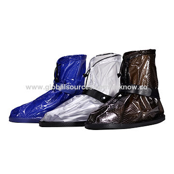 China Rain shoes cover rain boots plastic waterproof from